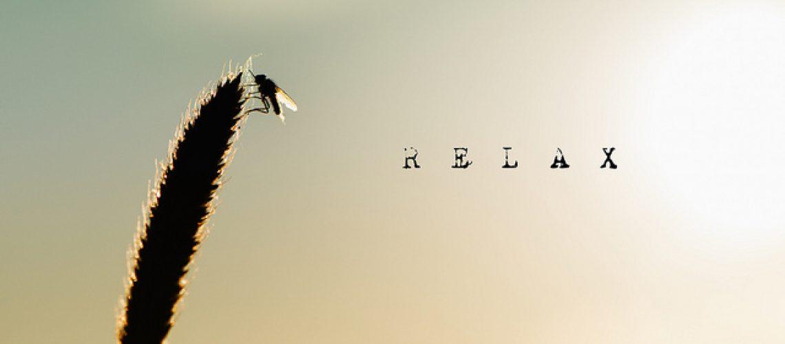 lâcher-prise: RELAX