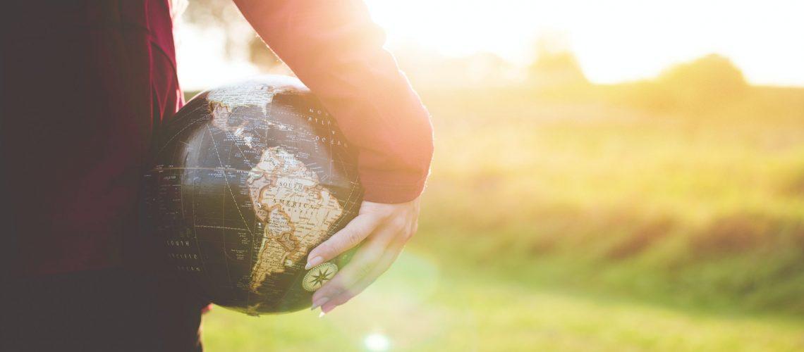 action globale sur le monde